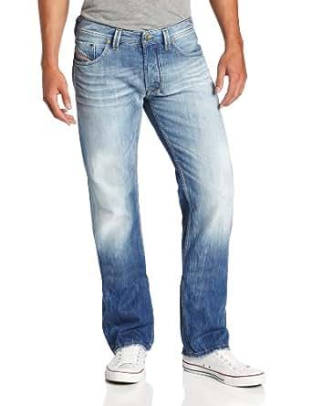 Diesel - Larkee Relaxed Jeans pour hommes au Wash -: 0810N, 31W x 30L, Denim