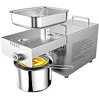 Kacsoo Presse à Huile Machine Oil Press Machine Acier Inoxydable Ménage/Commerce Presse d'Huilerie Machine pour…