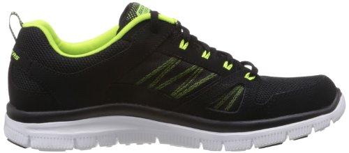 Skechers Flex Advantage - Chaussures de sport Homme Noir (Bklm)