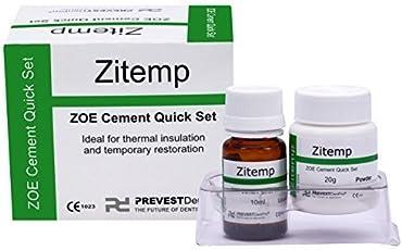 Prevest DenPro Zitemp Dental Products