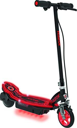 Razor Power Core E90 Trottinette Electrique Enfant Jeunesse Unisexe, Rouge/Noir, Unique