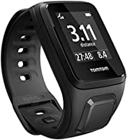 TomTom Spark Fit Cardio Fitness Watch - 1RF0.002.01, Black