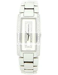 Montre Raymond Weil Shine 1500-ST1–42381au quartz (Batterie) acier Quandrante Blanc Bracelet acier