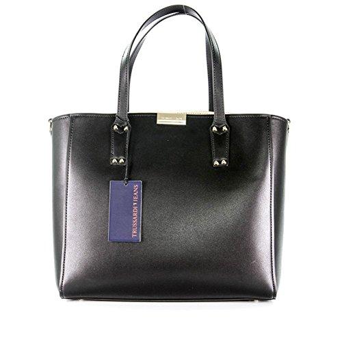 Borsa Donna Shopping   Trussardi Jeans Rosemary Smooth   75B0036299999-Black