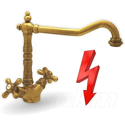 old-fashion-country-kitchen-tap-low-pressure-single-lever-sink-tap-finish-aged-bronze-quality-high-p