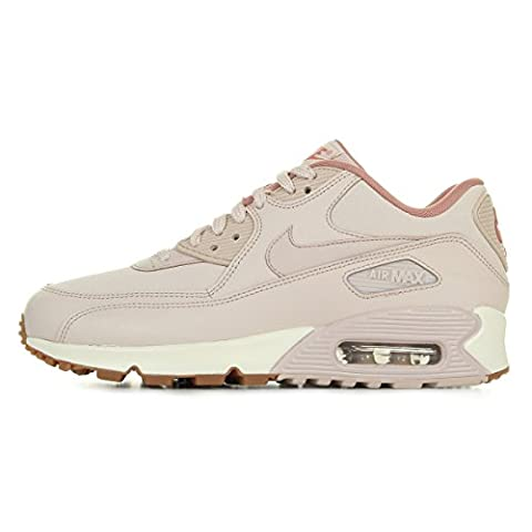 Nike Air max 90 leather 921304600, Basket - 39