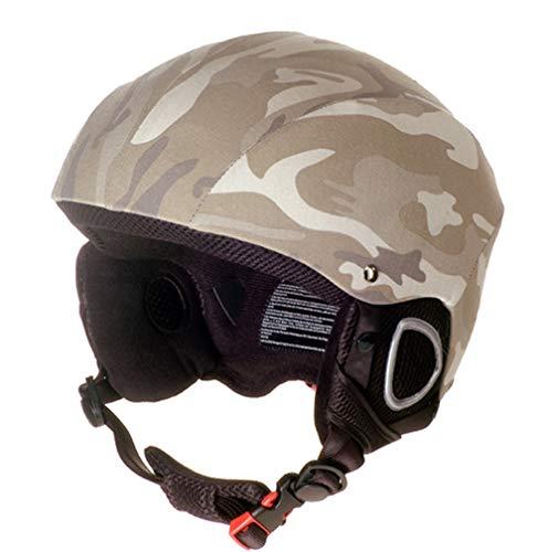 rueger-helmets RW-621 Camo Skihelm Snowboardhelm Ski Snowboard Skisport Skifahren, Größe:XL (61-62), Farbe:Camo