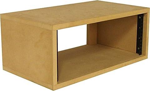 Desk Top 19 inch 4U Rack Pod - SMP4