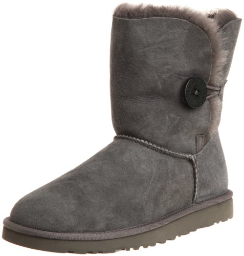 Ugg Bailey Button 5803 Gris Botas