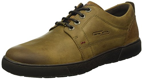 Camel Active Spice 11, Derby Homme Marron (Mushroom 01)