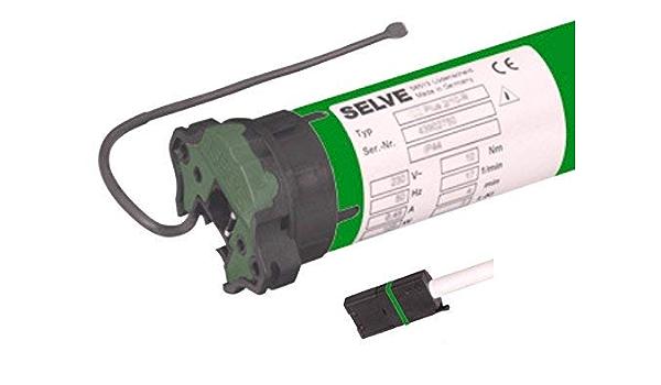 Selve SEL PlusSE PRO 2//7 Rollladenmotor inkl Adapter /& Anschlussleitung
