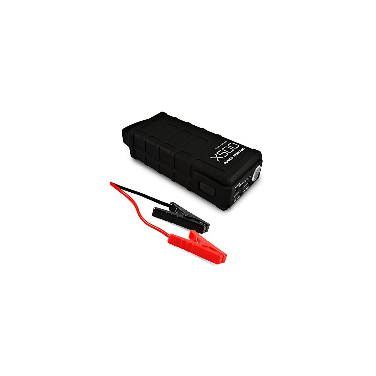 41o2p8DHGgL. SS1200  - Afterpartz - Arranque de emergencias Portátil para coche