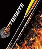 Easton New, Archery XX75 Tribute Alupfeile x 6 für Recurve und Compound-Bögen (1616 Spine 28.5