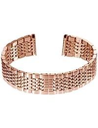 slow–Rose doré Bracelet Métal–20Mm De Largeur