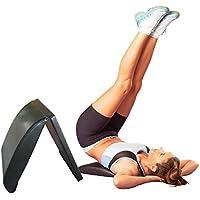 grofitness Core AB Mat plegable alfombrilla para barras para ejercicio de ejercicio abdominal entrenamiento espalda coxis