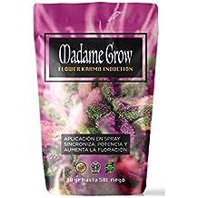 Fertilizante o Abono Orgánico para la Floración - Cogollador de Marihuana o Cannabis - SUPERCONCENTRADO -