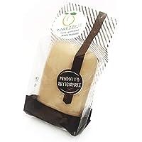 Bloque de pasta de almendras sicilianas de calidad suprema (min.35%) de 500gr. Para leche de almendras suprema y típicamente siciliana! Producto artesanal