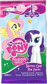 My Little Pony Friendship is Magic Enterplay Trading Card Fun Pack by EnterPlay