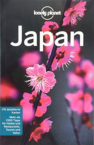 Lonely Planet Reiseführer Japan (Lonely Planet Reiseführer Deutsch) See, Japan