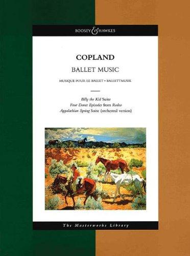 Ballet Music - Appalachian Spring Suite ...