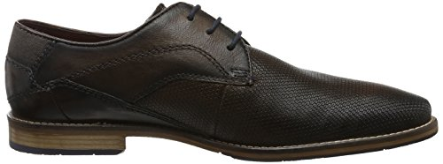 Bugatti 311230023000, Derby Homme Marron (Brown 6000)