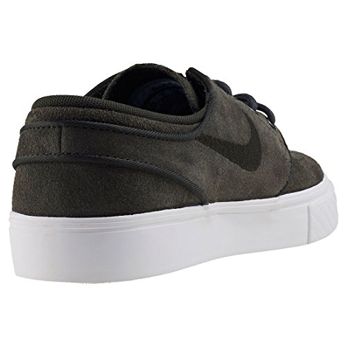 Nike Stefan Janoski GS 525104-304, Baskets Mixte Adulte Vert (Green/green/white 525104-304)