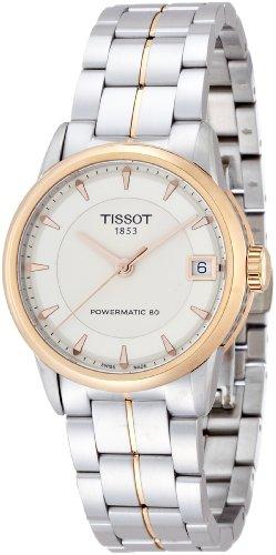 TISSOT - Montre Femme Tissot Luxury Automatique T0862072226101 Bracelet En Acier - T0862072226101