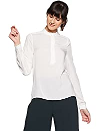 United Colors of Benetton Women's Regular Fit Long Sleeve Top