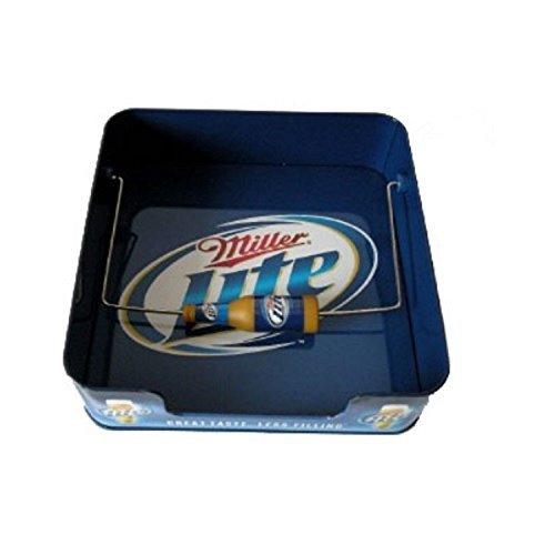miller-lite-beer-7-inch-tin-advertising-beverage-napkin-holder-by-miller-lite