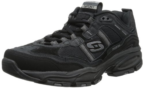 Skechers - Vigor 2.0, Baskets Da Uomo Noir