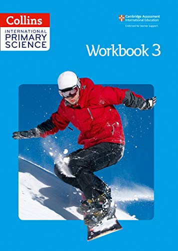 Collins International Primary Science – International Primary Science Workbook 3 por Fiona MacGregor