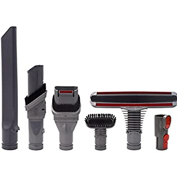 Accessory Kit Replacement Brushes For Vacuum Cleaner Dyson V7 V8 V10 Contains A Dyson Adapter For Use In All Its Accessories Vacuum Cleaner Parts