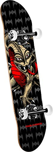 Powell Peralta Skateboard Komplettboard Cab Dragon One Off Assembly Black Natural 7.75