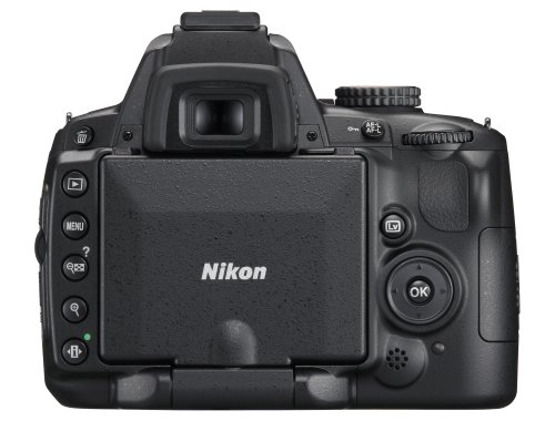 Nikon D5000 Digital SLR Camera – Body Only Online