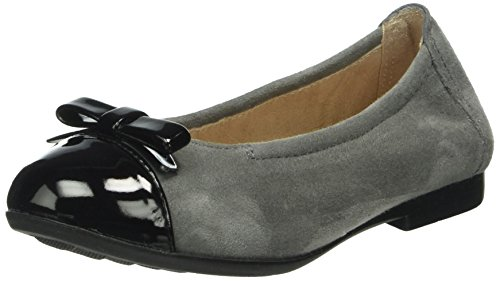 Unisa Cinero_ks_pa, Ballerines fille Gris - Grau (shark)