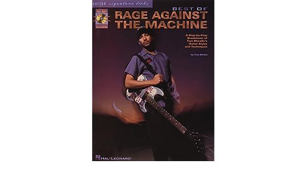 Against Best Lick Machine Rage Signature