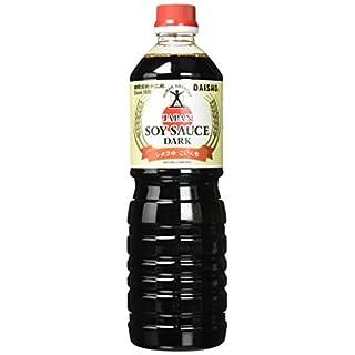 Daisho  Sojasauce, dunkel Fancy (Koikuchi) PET - Flasche, natürlich gebraut, 2er Pack (2 x 1 l)