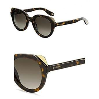 GIVENCHY Givenchy Damen Sonnenbrille » GV 7053/S«, braun, 9N4/HA - braun/braun