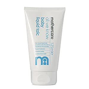 Mothercare All We Know Baby Liquid Talc (125ml)