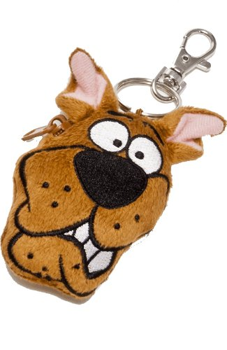 Scooby Doo 233327 - Llavero de Scooby Doo de peluche (6cm)
