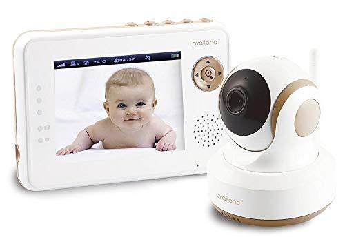 Availand FB001 – Cámara motorizada con seguimiento automático del bebé