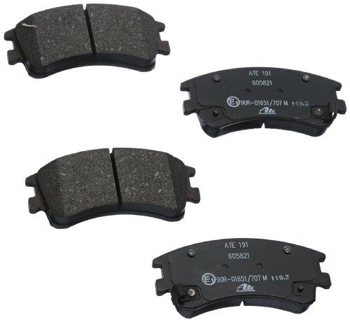 Preisvergleich Produktbild ATE 13.0460-5821.2 Bremsbelagsatz,  Scheibenbremse