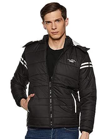 Qube By Fort Collins Men's Jacket (87171AZ_Black_XL)