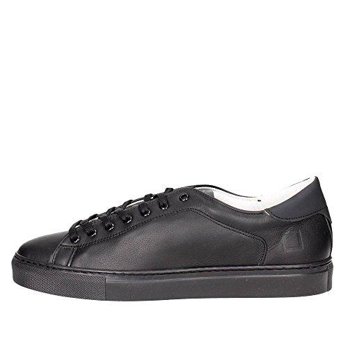 D.A.T.E. ACE-18I Petite Sneakers Homme Gris
