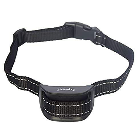 Expersol® Intelligent Bark Stop Advanced Dog Barking Collar, Reliably Stops Dogs Barking Safely And Humanely.