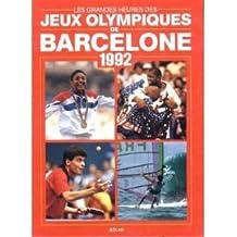 Jeux olympiques de barcelone 1992