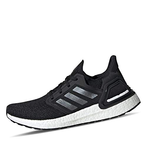 adidas Ultraboost 20 W, Zapatillas para Correr para Mujer, Core Black/Night Met./FTWR White, 37 1/3 EU