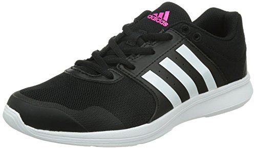 adidas Damen Crazytrain Pro W Trainingsschuhe, Schwarz (Core Black/Silver Met/Core Black), 39 1/3 EU