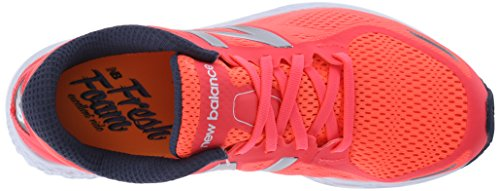 New Balance Women's Fresh Foam Zantev2 Running Shoe Coral/Grey