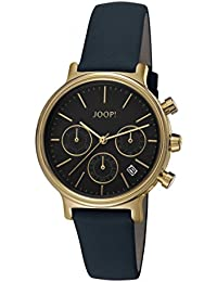 Joop Damen-Armbanduhr Analog Quarz Leder JP101502001